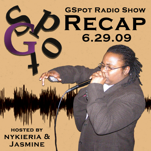 Listen to and download Steph's first interview with GSpot Radio Show