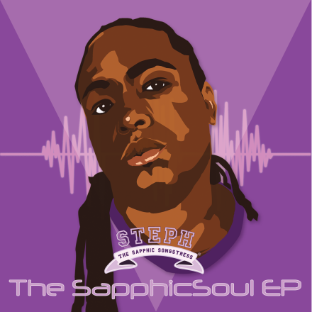 "Click here to purchase ""The SapphicSoul EP"" on Bandcamp"