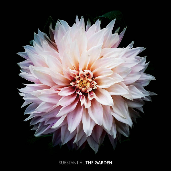 substantial the garden lp cover